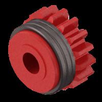 Подающий ролик 1,0-1,2 SL-500, красный, Kemppi, 3133210
