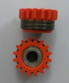 Подающий ролик 1,2/1,2, трапецеидальный - U, оранжевый, Kemppi, 3142210