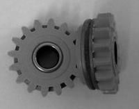 Подающий ролик прижимной , с насечкой 2,0/2KFM2/4, серый, Kemppi, W001064