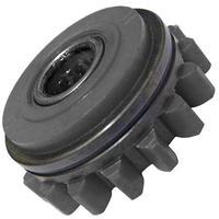 Подающий ролик прижимной V100°0,6/2KFM2/4, серый, Kemppi, W001046