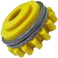 Подающий ролик приводной 1,6, желтый, Kemppi, W001071
