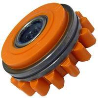 Подающий ролик прижимной 1,2, оранжевый, Kemppi, W001070