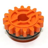 Подающий ролик приводной, с насечкой 1,2/1KFM2/4, оранжевый, Kemppi, W001059