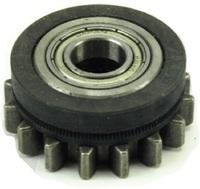 Подающий ролик металлический с насечкой 1,2/2, Kemppi, W006083
