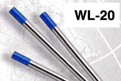 Вольфрамовый электрод синий WL20, Kemppi